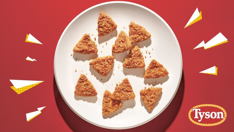 Crispy Chip-Like Chicken Snacks