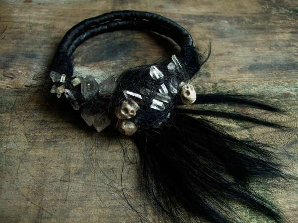 Human Hair Neckwear