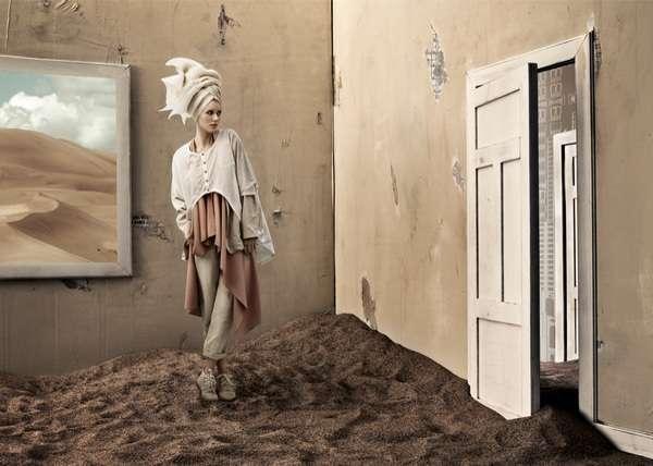 Indoor Desert Images