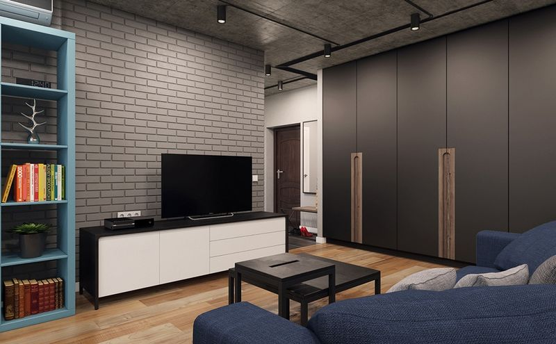 Doorless Apartment Designs