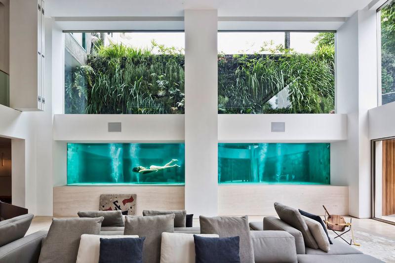 Indoor Apartment Swimming Pools