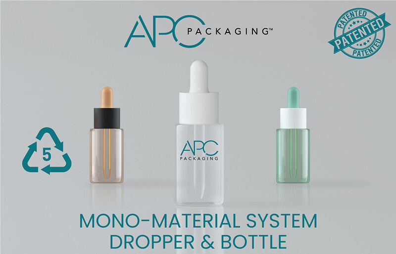 Customizable Cosmetic Dropper Bottles