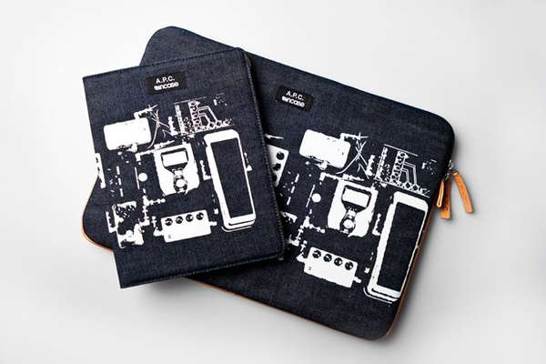 Pedal Board Gadget Sleeves