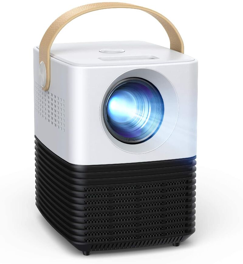Portable Window Swapping Projectors