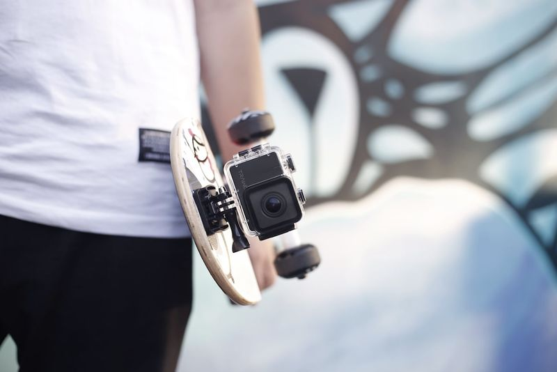 Low-Cost 4K Action Cams
