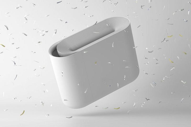 Designer Office Space Shredders