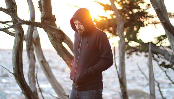 Nature-Inspired Hoodies