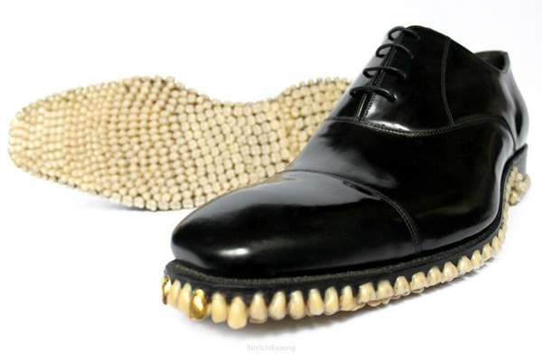 Tooth-Bottomed Brogues