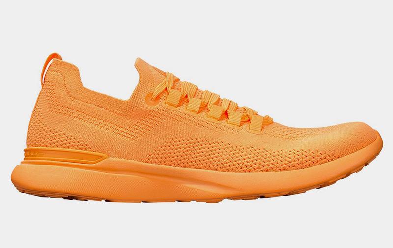 Vibrant Seamless Performance Sneakers