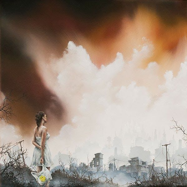 Gothic Apocalyptic Paintings
