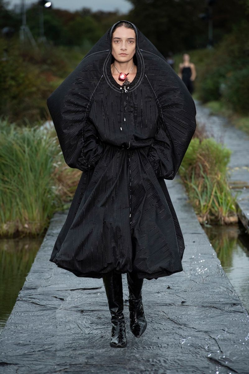 Post-Climate Change Fashion Runways