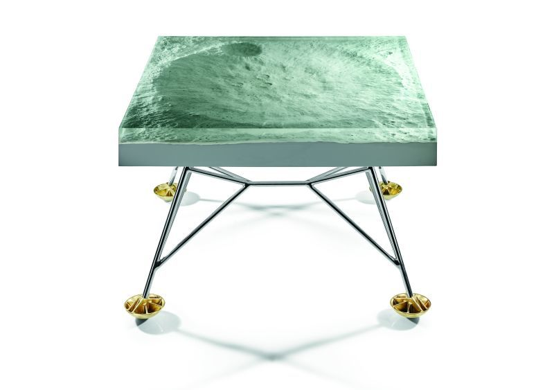 Retro Moon Landing Tables