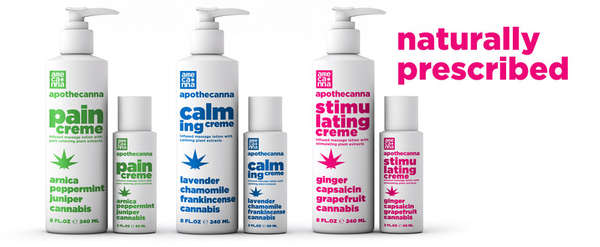 Cannabis-Infused Skincare Products