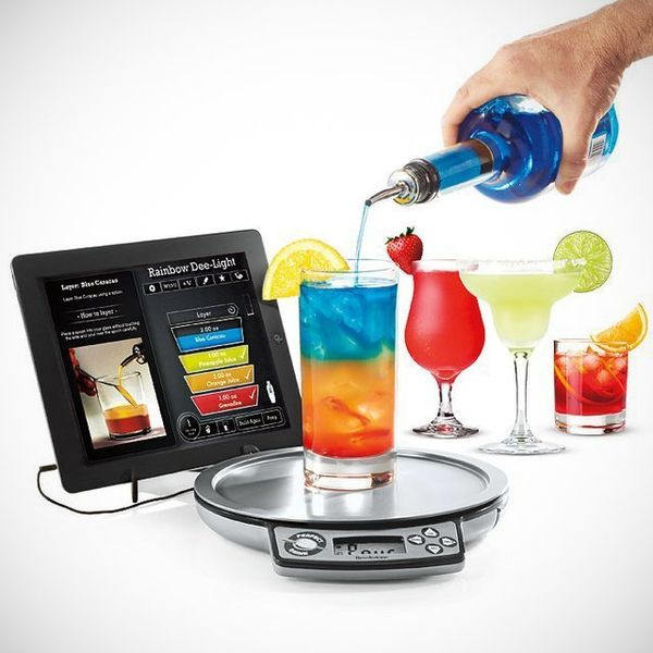 App-Assisted Bartenders