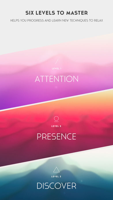 Interactive Meditation Apps
