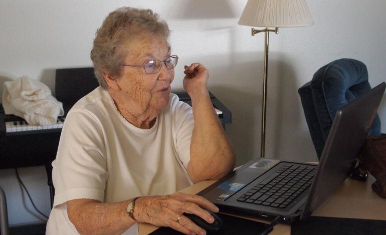 Senior Social Media Apps