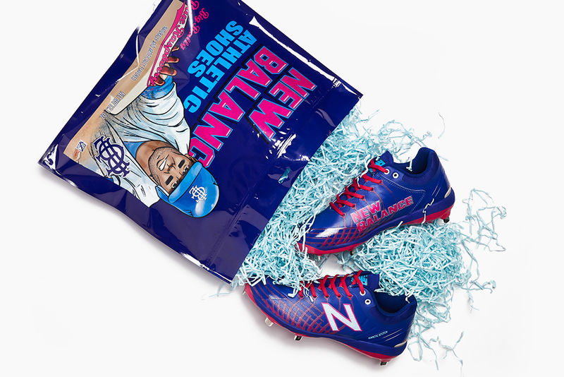 Collaboration Chewing Gum Footwear