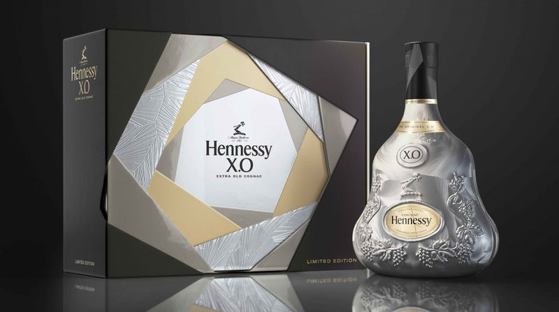 Smooth Icy Cognac Packaging