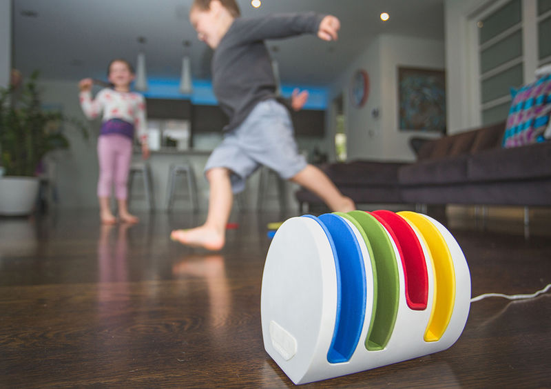 App-Connected Educational Toys
