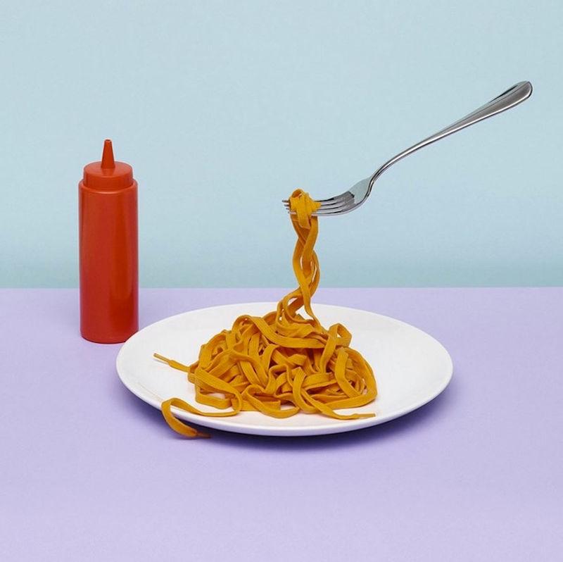 Inedible Food Sculptures