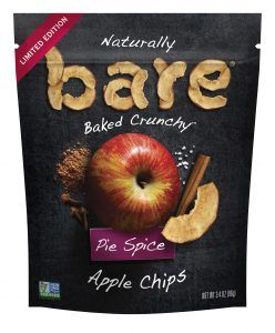 Spiced Guilt-Free Fruit Chips