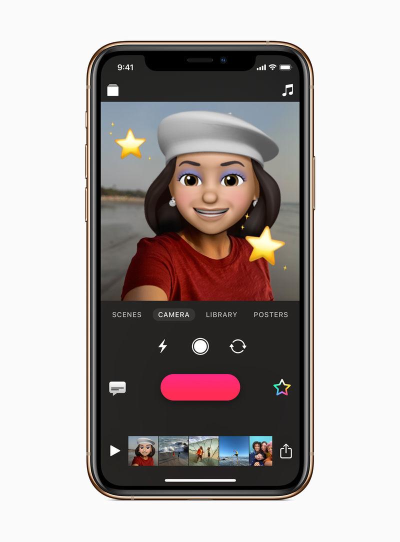 Emoji-Enhancing Video Apps
