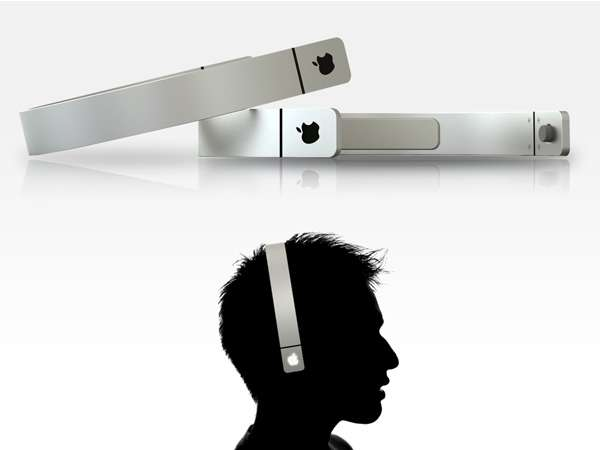 Barred Earphone Concepts