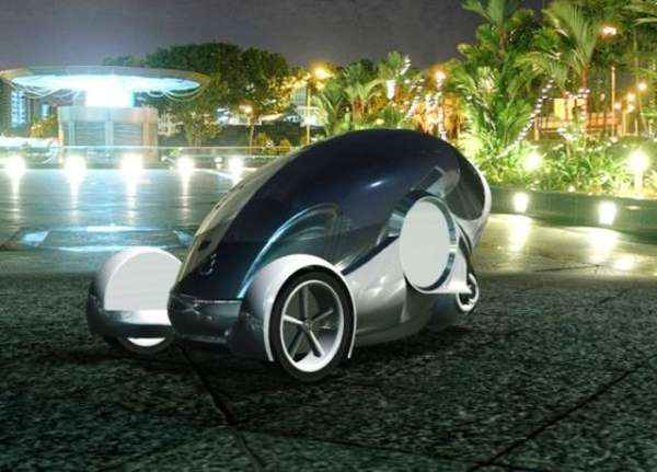 Computer Company Concept Cars