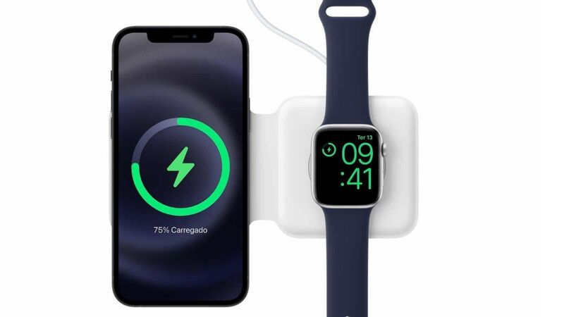 Folding Dual-Device Qi Chargers