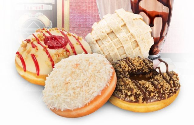 Realistic Pie-Shaped Donuts