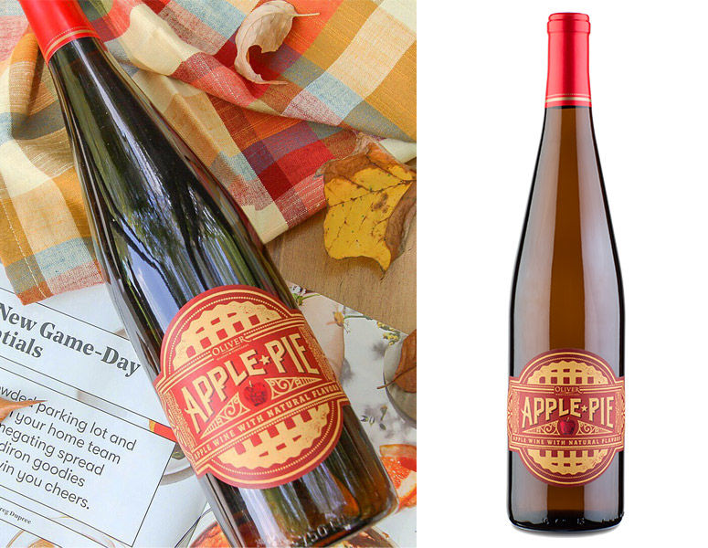 Autumnal Apple-Made Wines