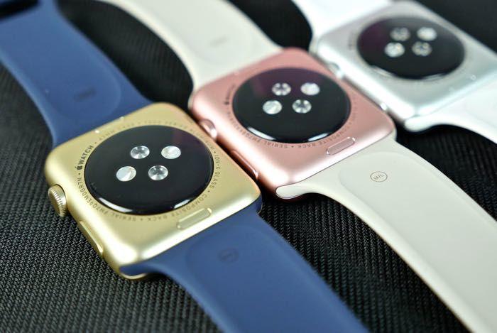 Sleek Upgraded Smartwatches