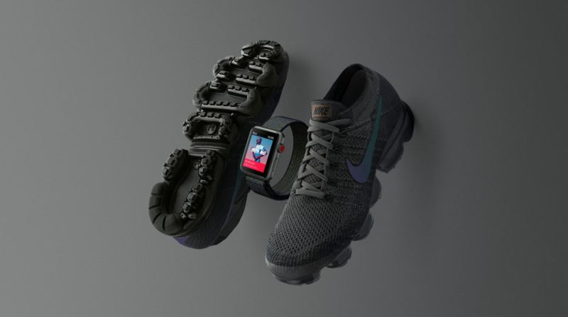 Sneaker-Matching Smartwatches