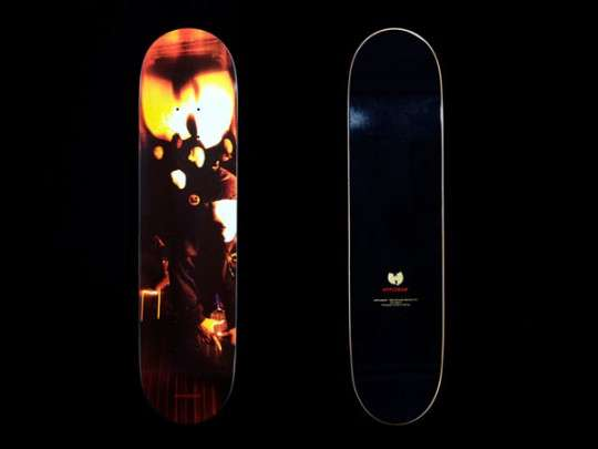 Wicked Wu Decks
