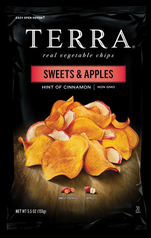 Apple Potato Chips