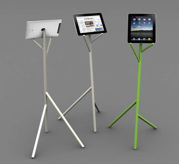 Treetop Tablet Displays