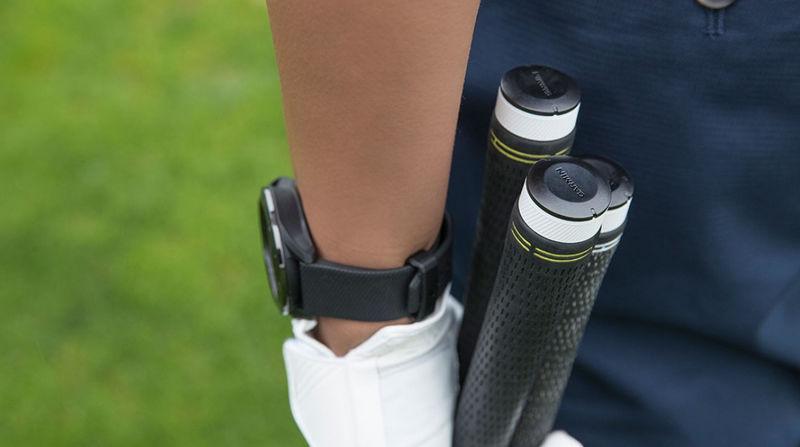 Golf Club-Tracking Gadgets