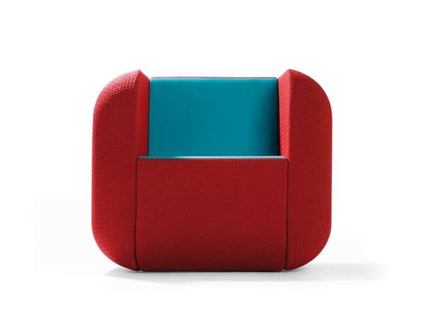Icon-Inspired Seating