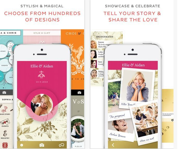 All-Encompassing Wedding Apps