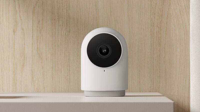 Smart Hub Security Cameras