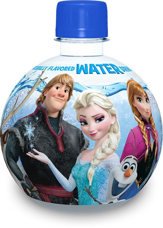 Cartoony Fortified Water