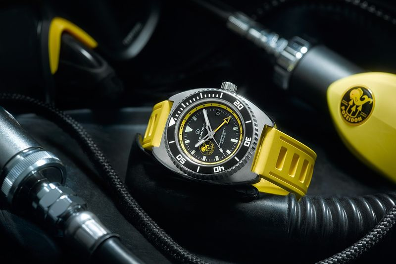 Limited Edition Diving Watches