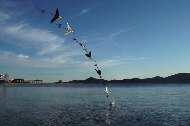 Flying Fish Drones