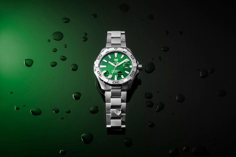 Ocean-Themed Watch Lines
