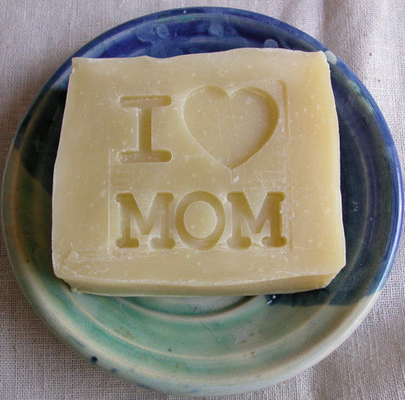 Engraved Mother's Day Soaps