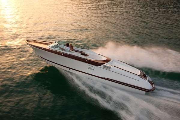 Haute Couture Speedboats