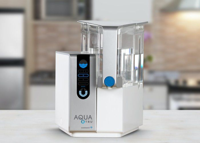 Connected Four-Stage H2O Purifiers