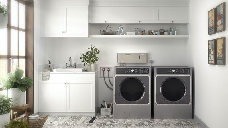Detergent-Free Laundry Systems