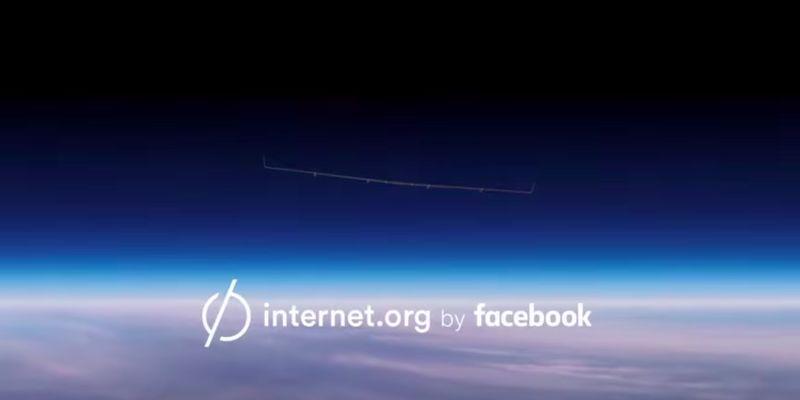 Solar Internet Drones