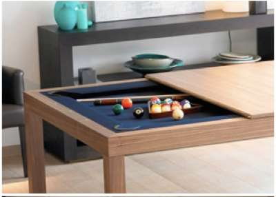 Genial Convertible Pool Tables